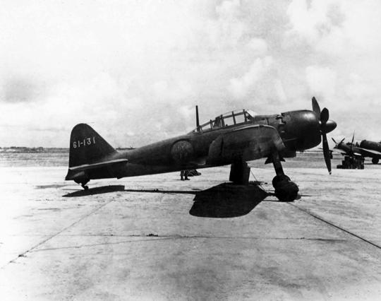A6M Reisen był przez całą wojnę podstawowym myśliwcem lotnictwa Marynarki Wojennej inajliczniej produkowanym japońskim samolotem – zakłady Mitsubishi i Nakajima zbudowały łącznie ponad 10 tys. egzemplarzy.