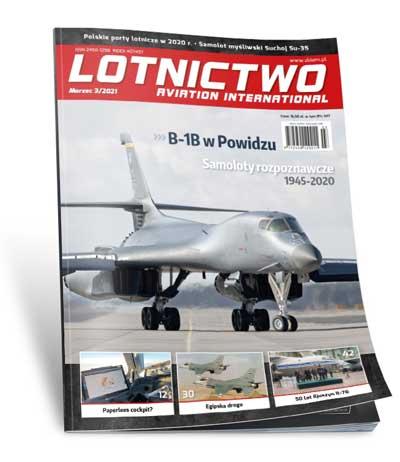 Lotnictwo Aviation International 3/2021
