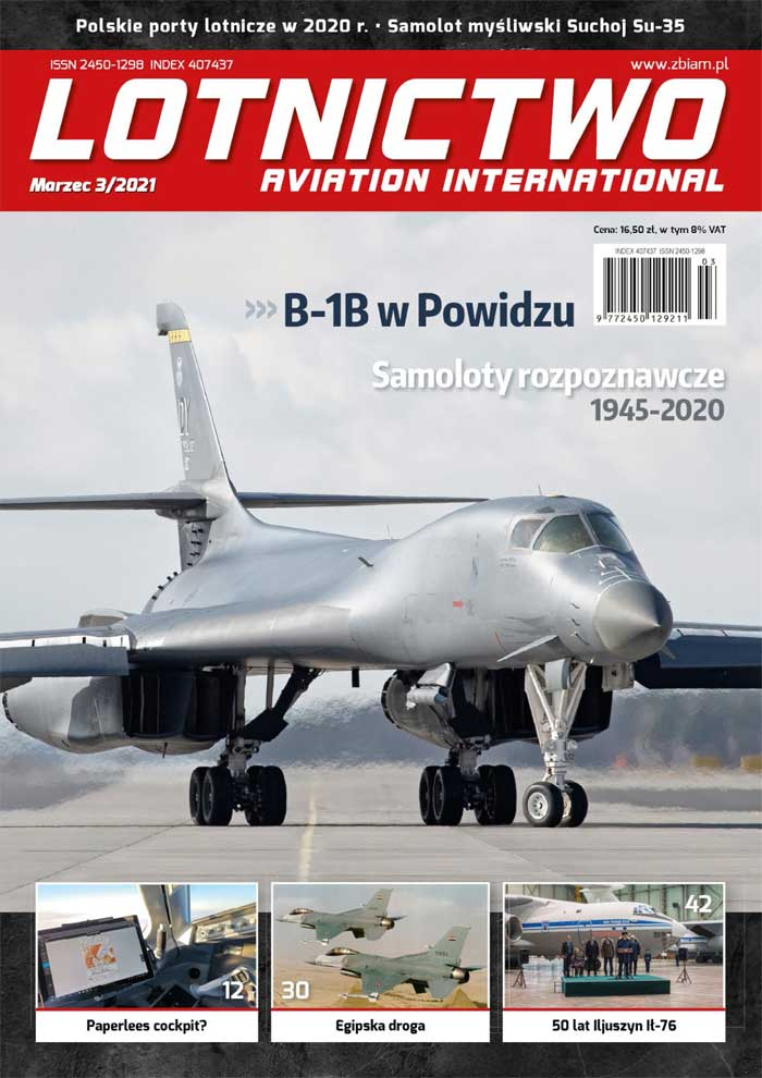 Lotnictwo Aviation International 3/2021