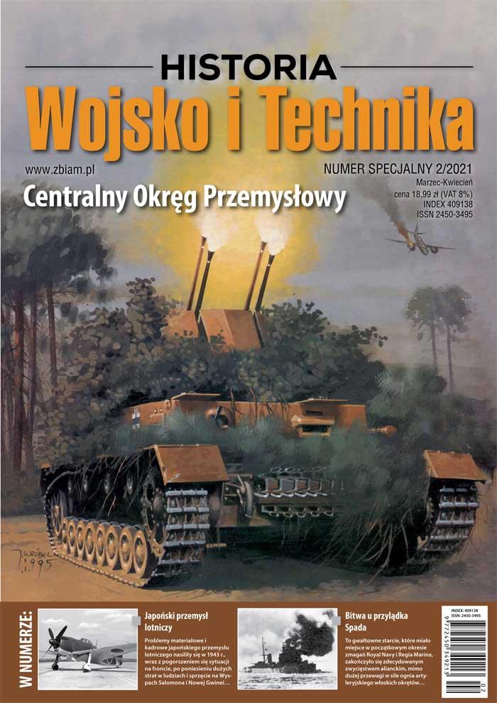 Wojsko i Technika - Historia wydanie specjalne 2/2021