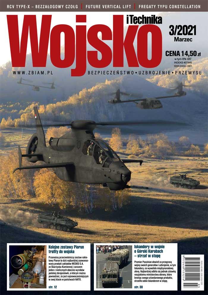 Wojsko i Technika 3/2021