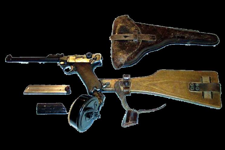 Mauser C96 M1916