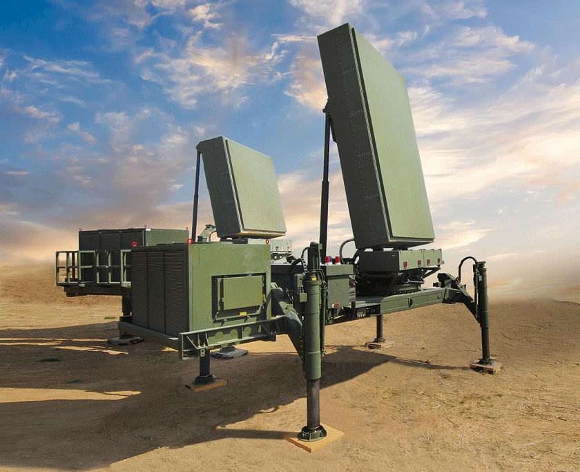 Trójwspółrzędne ostrzegawcze stacje radiolokacyjne rodziny ELM-2084 izraelskiej firmy ELTA Systems.