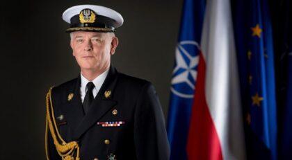 NATCON 2021. Wiceadmirał Ziemiański: marynarka potrzebuje wielozadaniowych fregat