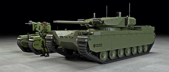 """Leopardy 2 Bundeswehry miały pierwotnie zostać wyposażone w system Trophy HV w związku z niemieckim przewodnictwem w VJTF 2023. Proces ten jednak odsunie się w czasie i do VJTF trafią """"zwykłe"""" Leopardy 2A7V."""