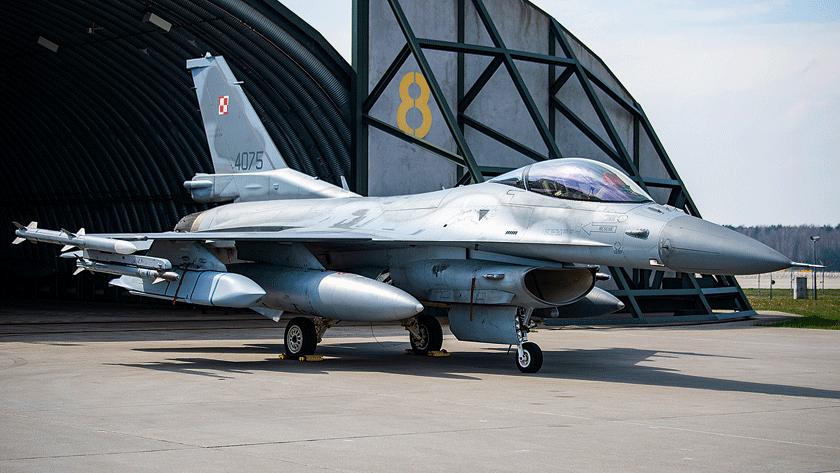 Wielozadaniowe samoloty bojowe Lockheed Martin F-16C/D Block 52+ Jastrząb to dziś główny oręż polskiego lotnictwa. Według informacji resortu obrony narodowej przekazanej parlamentarzystom, spośród 48 tych maszyn 41 jest w pełni operacyjnych.