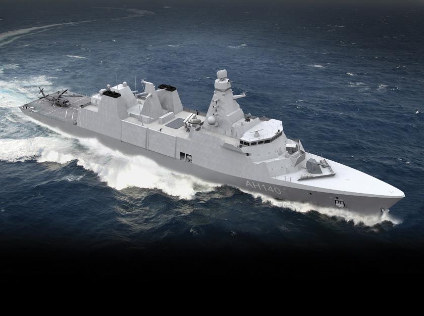 Projekt fregaty Arrowhead140 oferowany przez brytyjską spółkę Babcock International jest jednym zpretendentów, oczywiście po adaptacji do polskich wymagań, wprogramie Miecznik.