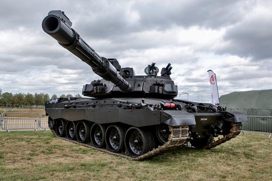 Tańsza oferta BAE Systems została odrzucona – być może wpływ na to miało powołanie spółki RBSL, awięc joint venture BAE Systems zRheinmetall Defence.