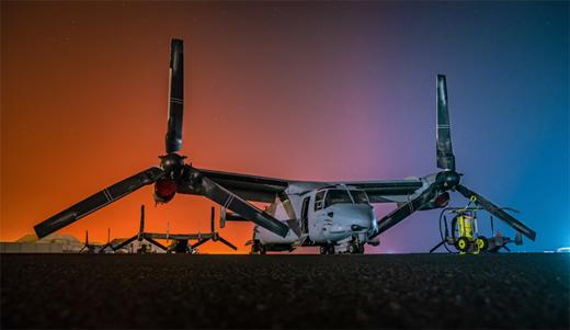 Nadal nie jest przesądzony zakup eskadry wielozadaniowych samolotów transportowych pionowego startu i lądowania Bell-Boeing V-22 Osprey.