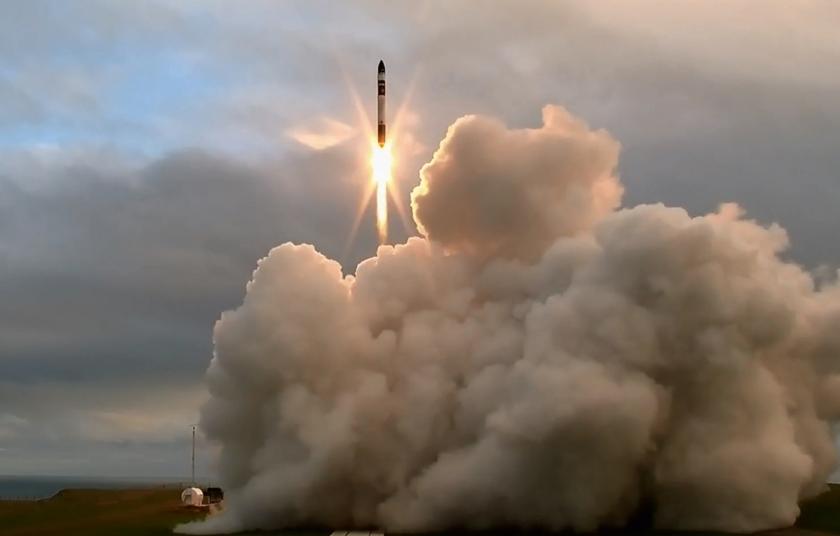 Pierwszy start rakiety Electron zakończył się niepowodzeniem, ale wina leżała po stronie infrastruktury naziemnej.