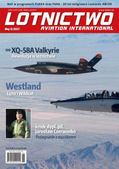 Lotnictwo Aviation International 5/2021
