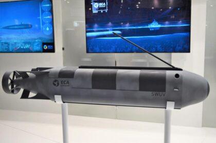 Operatorzy Marine Commandos mają wprowadzić do swojego arsenału pojazd podwodny PSM3G opracowany przez ECA