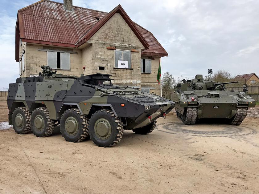 Bezpieczeństwo militarne Wielkiej Brytanii zależeć ma wprzyszłości od stosunkowo nielicznych, lecz nowoczesnych sił zbrojnych.
