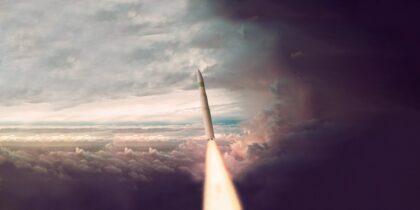 Pociski balistyczne o zasięgu międzykontynentalnym GBSD mają zacząć zastępować pociski LGM-30G Minuteman III w 2029 r. Rys. Northrop Grumman