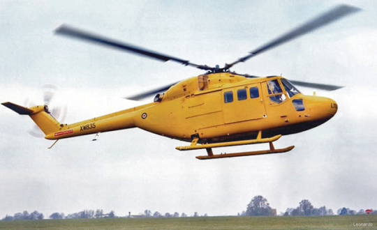 Pierwszy prototyp Westland Lynx oblatano 50 lat temu, 21 marca 1971 r.