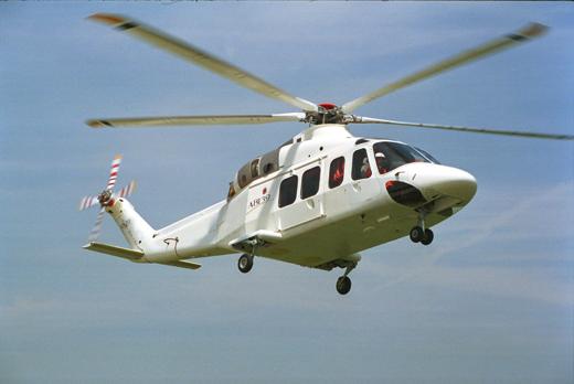 Oblot AW139 miał miejsce 3 lutego 2001r. Początkowo nosił on oznaczenie AB.139 jako że był projektowany wspólnie z amerykańską firmą Bell.
