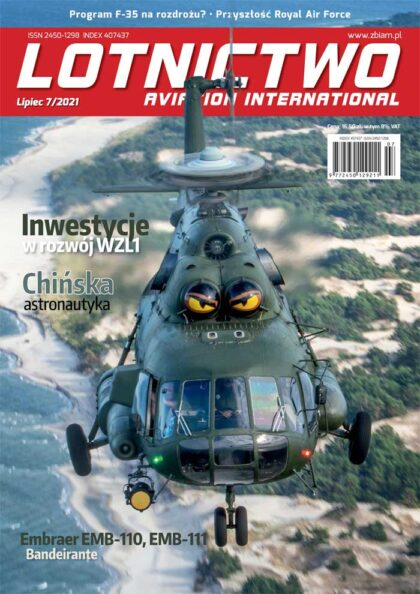 Lotnictwo Aviation International 7/2021
