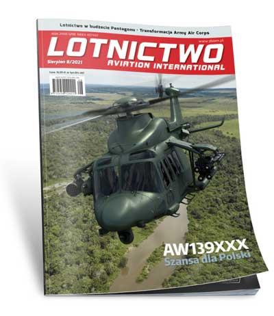 Lotnictwo Aviation International 8/2021