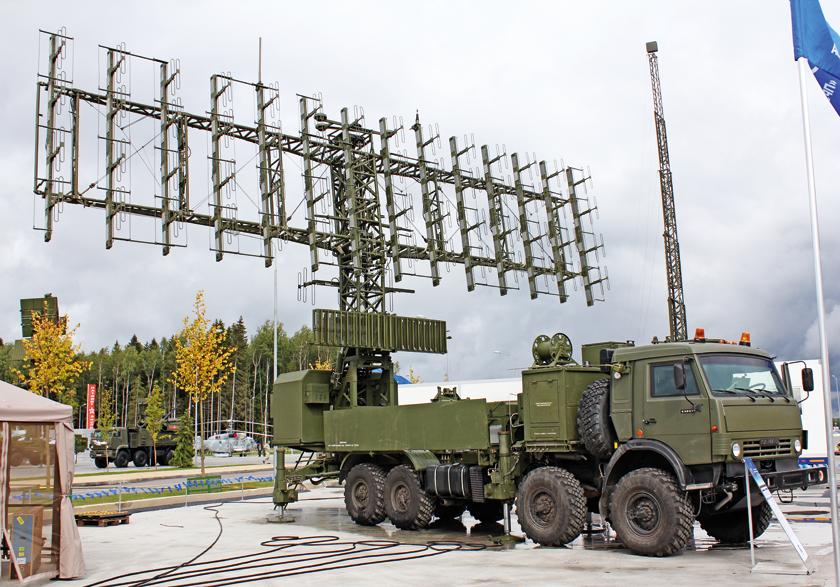 Stacja radiolokacyjna 1Ł125 Niobij-SW.