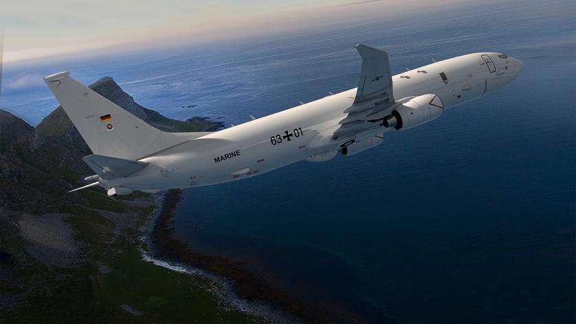 Samoloty Boeing P-8A Poseidon zastąpią w 2025 r. osiem maszyn P-3C w niemieckim lotnictwie morskim. Są one bardzo zużyte latami intensywnej eksploatacji w Koninklijke Marine i Marineflieger, nie tylko nad Bałtykiem i Morzem Północnym, ale też Atlantykiem.