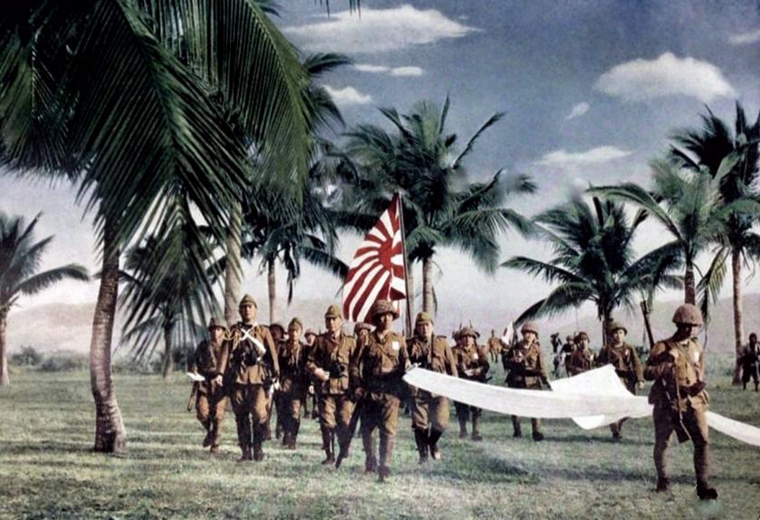 Japończycy wkraczają na Nową Gwineę. Triumf cesarskiej armii wydawał się być nieunikniony...