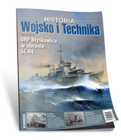 Wojsko i Technika Historia 4/2021