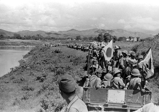W dniach 22-26 września 1940 r. armia japońska przeprowadziła operację wojskową w północnej części Indochin i po krótkotrwałym oporze francuskim obsadziła ten teren.