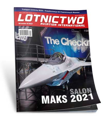 Lotnictwo Aviation International 9/2021