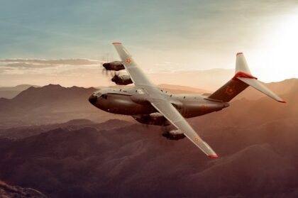 Pierwszego A400M lotnictwo wojskowe Kazachstanu ma otrzymać w 2024 r. Fot. MO Kazachstanu